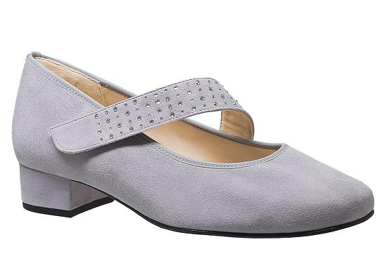 Hassia Cordoba, K wijdte, met swarovski steentjes ingezet op de wreefband. Kalfsleren voering en uiteraard kunnen uw losse inlezooltjes ook in deze schoenen.